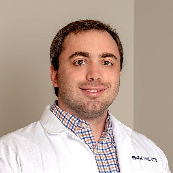Dr. Hill Headshot